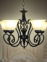 40W Tradicional/Clásico LED / Los diseñadores Pintura Metal Lámparas ColgantesSala de estar / Dormitorio / Comedor / Cocina / Habitación