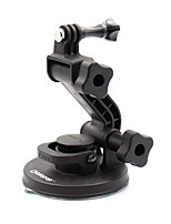 LOTOPOP 4-in-1 Suction Cup Car Mount Holder for GoPro Hero 4 / 3+ / 3 / SJ4000 XIAOYI