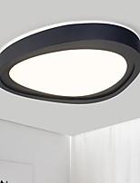24W Contemprâneo LED / Estilo Mini Pintura Metal Montagem do FluxoSala de Estar / Quarto / Sala de Jantar / Cozinha / Quarto de
