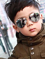 Kid's 100% 400UV Creative Sunglass for Casual(Mix Color)