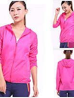 KORAMAN Women's Lightweight Jacket UV Protect+Quick Dry Windproof Skin Coat