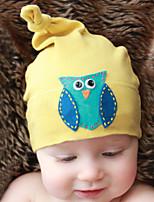 Kid's Handmake Lovely Owl Cotton Hat(1-4Years Old)