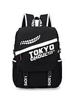 Tokyo Ghoul Ken Kaneki Black Canvas Bag / More Accessories