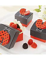 Boîtes à cadeaux(Noir,Papier durci)Thème jardin / Thème asiatique / Thème floral / Thème papillon / Thème classique / Thème de conte de
