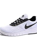 Nike Men's Shoes Fabric Fashion Sneakers Black / White / Gray / Royal Blue