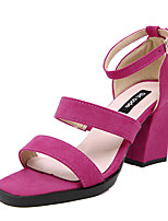 Women's Shoes  Chunky Heel Heels / Fashion Boots / Gladiator / Comfort / Novelty / Ankle StrapSandals / Heels /