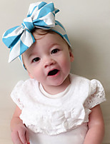 Kid's Wave Pattern  Lovely Big Bowknot Headband(0-10Years Old)