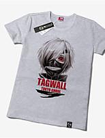 Inspired by Tokyo Ghoul Ken Kaneki Cotton T-shirt
