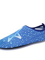 Zapatos Antideslizantes Satén Azul Hombre