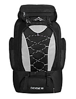 Outdoor Water Repellent Hiking Backpack 60L Mountaineering Bag Men And Women Camping Bag Large Capacity Bags