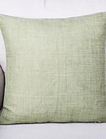Lino Cobertor de Cojín,Con Texturas Tradicional
