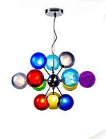 3W Tradicional/Clásico Mini Estilo Otros Vidrio Lámparas ColgantesSala de estar / Dormitorio / Comedor / Habitación de estudio/Oficina /