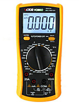 victor vc890d geel voor professinal digitale multimeters