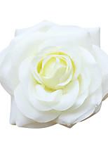 roses de soie fleurs artificielles multicolores 1pc option / set