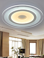 30W Modern/Contemporary LED Others Acrylic Flush Mount Living Room / Bedroom/ Kitchen / Study Room/Office,Dimmable