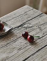 bois comme le grain nappe mode hotsale de haute qualité draps en coton table basse carrée couverture en tissu éponge