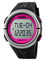 Sports Watch Multifunction Electronic Pedometer Heart Heartbeat Male Watch Female Watches