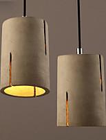 MAX 60W Tradicional/Clásico Mini Estilo Otros Cerámica Lámparas ColgantesSala de estar / Dormitorio / Comedor / Habitación de