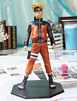 Naruto Naruto Uzumaki PVC One Size Figures Anime Action Jouets modèle Doll Toy