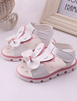 Baby Shoes Outdoor / Dress / Casual / Party & Evening Leather Sandals Pink / White