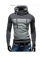 Sets Activewear Uomo Casual Collage Manica lunga Cotone