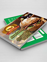 A4 Standard Leaflet Printing 157gsm Art Paper Printed Flyer (500pieces)