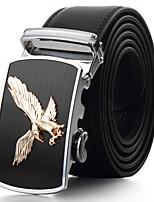 ALLFOND Party/Work/Casual Alloy/Leather Calfskin Waist Belt PZD4025U1