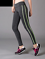 Yu New Fitness Stretch Pants Female Quick-drying Pants Slim Training Running Yoga Pants