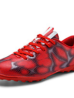 Men's Soccer Shoes Synthetic Red / Green /Grey / Gold