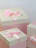 Geschenk Schachteln(Rosa,Kartonpapier) -Nicht personalisiert-Jubliläum / Brautparty / Babyparty / Quinceañera & Der 16te Geburtstag /