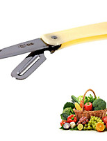 3 in 1 Foldable Stainless Steel Kitchen Knife Fruits Apple Peer Peeler Potato Kitchen Little Practical Tools