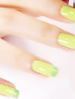 Ekbas Green and Yellow Color Gradient Nail Glue 16ML Nail Polish