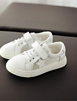 Girls' Shoes Outdoor Comfort Leatherette Fashion Sneakers White
