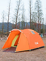 Makino 3-4 person  automatic Instant Tent with rainfly for Camping,Backpacking Mountaineering M511610009