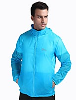 Men Outdoor Skin Clothing Sun Protection Jacket Summer Breathable UV Skin Coat Quick Dry Shirt More Colors
