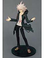 Super Dangan-Ronpa 2: Sayonara Zetsubou Gakuen Komaeda Nagito PVC 21cm Anime Action Figures Model Toys Doll Toy 1 Pc