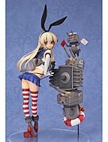 Kantai Collection Shimakaze PVC 24cm Figures Anime Action Jouets modèle Doll Toy