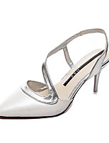 Women's Shoes  Stiletto Heel Heels Heels Party & Evening / Dress Pink / White
