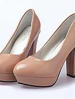 Chaussures Femme-Bureau & Travail / Habillé-Noir / Rouge / Blanc / Amande-Talon Aiguille-Talons-Talons-Similicuir
