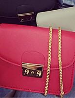 Women PU Sling Bag Shoulder Bag-Multi-color