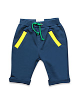 Boy's Cotton Shorts,Summer Solid