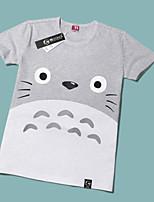Inspired by Tonari No Totoro Cotton T-shirt