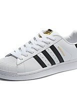 Adidas Original Men's Shoes Outdoor / Casual Nappa Leather Fashion Sneakers Black and White