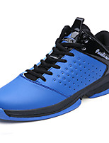 Men's Basketball Shoes Synthetic Black / Blue / Red