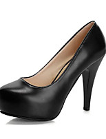 Women's Shoes  Stiletto Heel Heels Heels Party & Evening / Dress Black / Beige