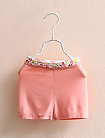 Summer Fashion Girls 100% Cotton Short Leggings Kids Girls ElasticModal Leggings Pants Girls Shorts