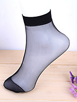 Women Thin Socks,Spandex
