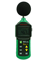 MASTECH MS6701 Green for Sound Level Meter