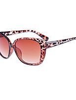 Women 's  Photochromic 100% UV Full-Rim Square Sunglasses(Assorted Color)