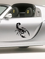 Animals Scorpions Wall Decals Fashion / Shapes Wall Stickers Plane Wall Stickers,vinyl 40*39cm